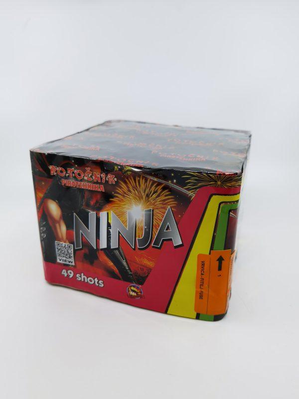 ognjemetne baterije